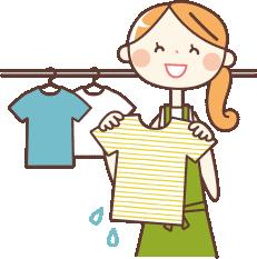 お洗濯 (14%)