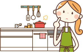 ワーママ必見!毎日の家事を簡単に!家事ラク動線