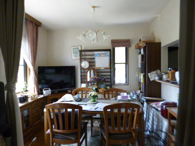 サッシ窓取り換え工事・キッチン工事