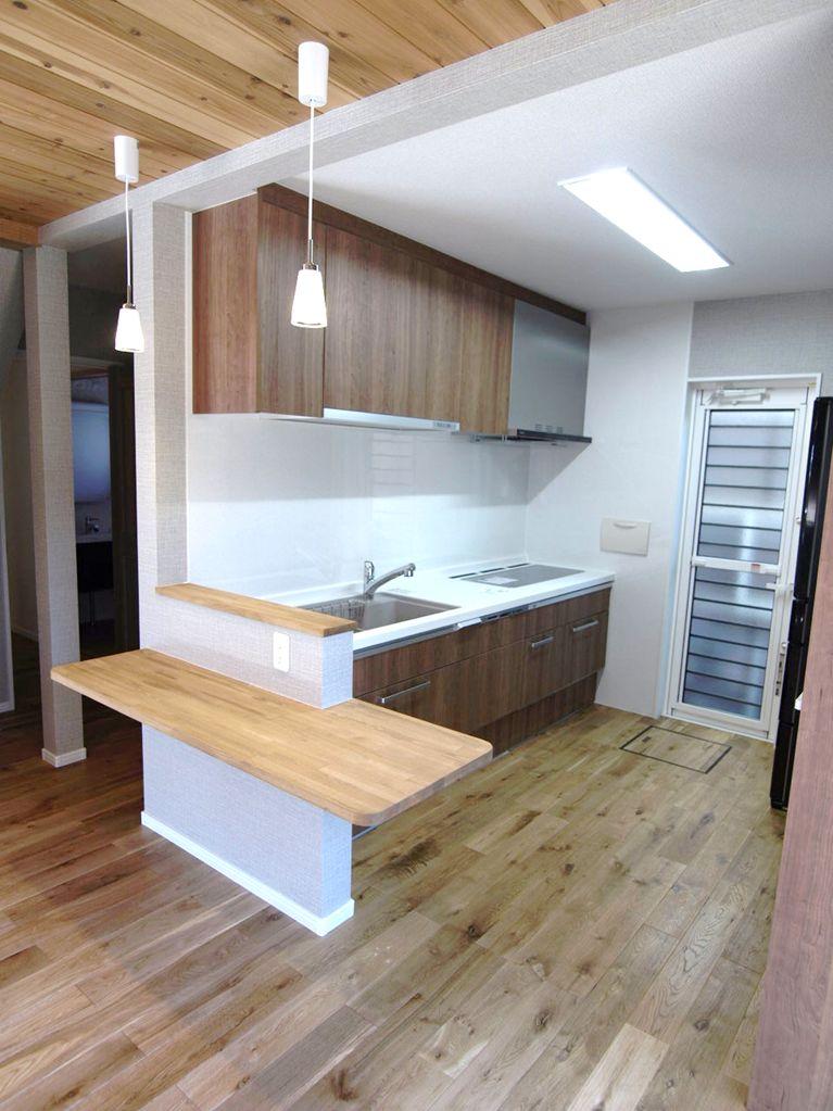内装・キッチン・浴室リフォーム工事